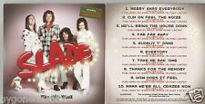 SLADE  PROMO CD INCLUDES MERRY XMAS EVERYBODY(FREE UK POST)
