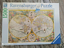 Puzzle 1500 Map of the World 1594