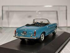 Fiat 1500 Cabriolet Blue 1/43 NOREV Rare