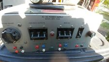 HAMPDEN, MODEL BPS 103A,  AC/DC  BENCH POWER  SUPPLY