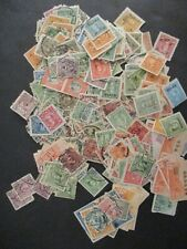 Small Box O Lot of China PRC Stamps Off Paper Unchecked