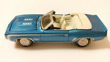 JL Auction Insanity R1 1969 Chevrolet Camaro Convertible WHITE LIGHTNING
