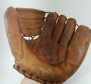 Sonnett Baseball Glove - George Kell Detroit Tigers Signature H4F vtg mitt