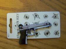 45mm Gun Schlage SC1 house key blank.