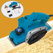 ELECTRIC POWER PLANER TRIPLE BLADE CARPENTRY WOOD PLANE 82MM 380W Power