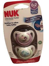 Nuk Pacifier 0-2 Months