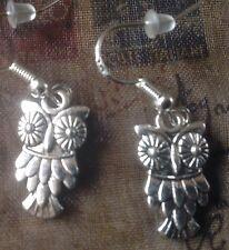 HALLOWEEN Owl Earrings