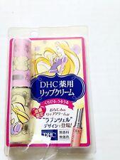 DHC Disney Rapunzel Medicated Lip Balm 1.5 g from Japan