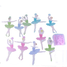 3Meters Ballet Dancing Girl Paper Banner Party Hanging Bunting Birthday 6A