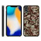 For Apple iPhone XR Case Fitted Hybrid Dual Layer + 1 Black Case Bundle
