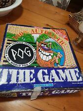 WADDINGTONS 1995 POG THE GAME 100 UNIQUE POGS CAPS MINT CONDITION