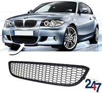 NEW BMW 1 SERIES E81 E82 E87 E88 FRONT M SPORT BUMPER LOWER CENTER GRILL