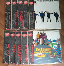 The Beatles Limited Mono Vinyl record set TOSHIBA EMI JAPAN ver. RARE
