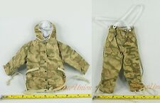 Dragon 1:6 WW2 German Grenadier Marsh 44 Camo Reversible Parka Uniform 70652 BC