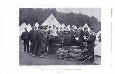 1896 3rd West Surrey Training Ambulance Wagon Horse Convoy
