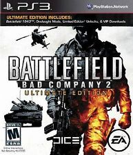 Battlefield Bad Company 2 Ultimate Edition PS3 - LN