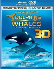 Dolphins and Whales 3d - Blu-ray Region 1