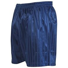 "Precision Training Striped Continental Shorts - Navy-42-44"" - Football Navy"