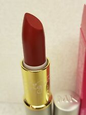 NIB Mary Kay 907600 CRIMSON .13 oz MK Signature Creme Lipstick DISCONTINUED