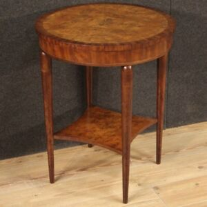 Small Table IN Antique Style Art Deco Furniture Bedside Briar Modern