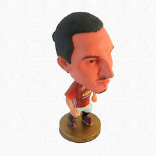 Zlatan Ibrahimovic Figurine Toys Collection Manchester United shirt on Player