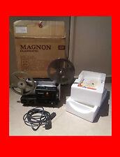 PROJECTEUR BIFORMAT SUPER 8 / 8MM - MAGNON DX87 avec emballage d'origine