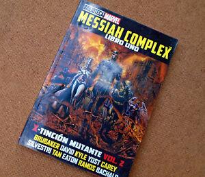 X-Men Messiah Complex issue one Vol #2 in SPANISH Marvel Comics