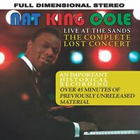 Nat King Cole - Live At The Sands : The Complete Lost Concert [CD]