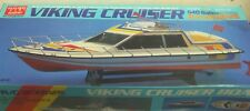 VIKING CRUISER 540 Baltic Radio Controlled R/C Boat Kit Complete in Original Box