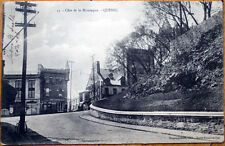 1905 Postcard: Cote de la Montagne - Quebec, Canada