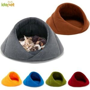 Warm Dog Bed Pet Dog House Soft  Dog Bed House for Dogs