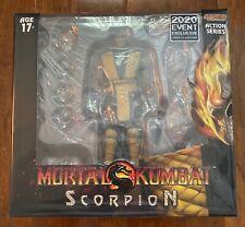 Mortal Kombat VS Series Scorpion 1/12 Scale SDCC 2020 Exclusive by Storm - Mint