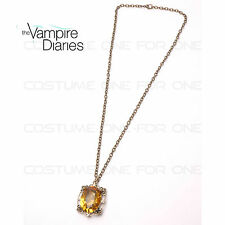 Cosplay Vampire Diaries Bonnie Piccola collana vittoriana Pendente