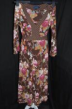 Boden Cotton Blend 3/4 Sleeve Dresses for Women