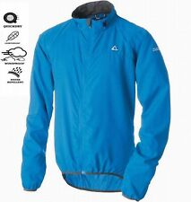 Dare 2B Spedfast Jacket Unisex Cycling Running Windshell Ultralight Small Blue