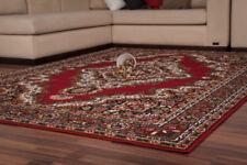 Alfombras persas color principal rojo