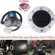 Fuel Gas Cap For SUZUKI GSXR  600 04-11 750 04-11 1000 03-11 HAYABUSA 08UP D19