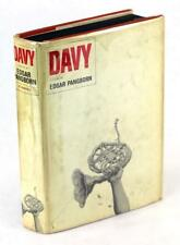 First Edition 1964 Davy Edgar Pangborn Post-Apocalyptic Science Fiction HC w/DJ