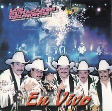 Los Huracanes Del Norte En Vivo CD New Nuevo Sealed