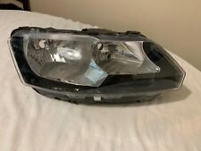 Skoda Rapid 2013-on Front Driver Side Headlight Genuine Oem