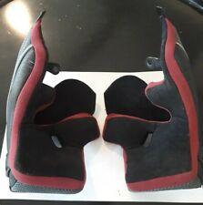 Guanciotti interni (check pads) per casco X-LITE X702GT/X702GT ULTRA TAGLIA L