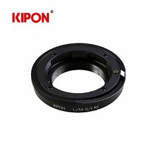 Kipon Macro Adapter with Helicoid Tube for Leica M L/M Lens to Sony NEX Camera