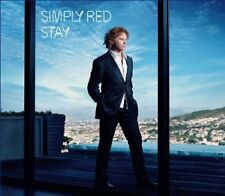 Simply Red - Stay - Deluxe Edition 2CD & DVD NEW/SEALED