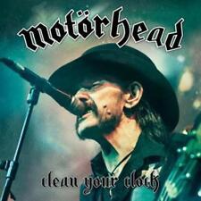 Clean Your Clock von Motörhead (2016) CD+Blu-ray Neuware