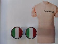 Vintage style Italia Handlebar End Plugs