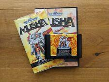 MUSHA / M.U.S.H.A. / Musha Aleste 武者アレスタ (CIB) SEGA Genesis Mega Drive