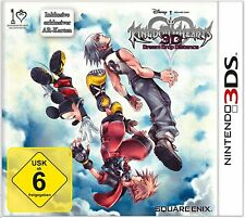 Kingdom Hearts 3d-Dream Drop Distance para Nintendo 3ds | mercancía nueva | alemán