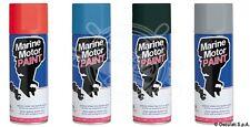 Vernice bomboletta spray HONDA grigio oro 400ml fuoribordo motore barca nautico