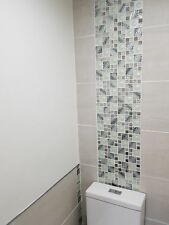Beautiful High Quality Glass Mosaic Wall Tiles-Kitchen/Bathroom #J27
