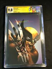 Wolverine #8 CGC 9.8 Crain Infinity Signed virgin LTD 1000 copies VENOM